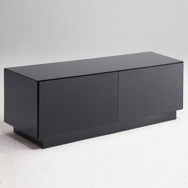 テレビ台 幅120 完成品 リビングボード MDF材強化ガラス テレビボード テレビラック ローボード 収納(代引不可)【送料無料】【int_d11】