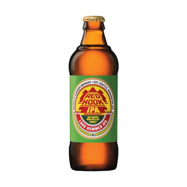レッドフック ロングハマー 355ml/瓶 (RH Long Hammer) インディアペールエール(IPA) ビール アメリカ 【1ケース販売:24本入り】【送料無料】