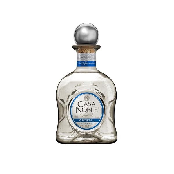 カサノブレ クリスタル 375ml (Casa Noble Crystal) テキーラ スピリッツ メキシコ 【1ケース販売:12本入り】【送料無料】