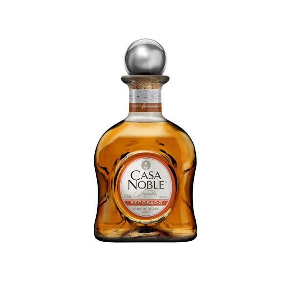 カサノブレ レポサド 375ml (Casa Noble Reposado) テキーラ スピリッツ メキシコ 【1ケース販売:12本入り】【送料無料】