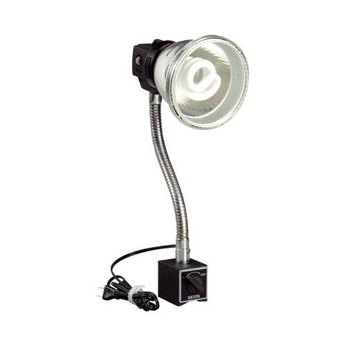 ハタヤ 蛍光灯マグスタンド 18W蛍光灯付 電線1.6m マグネットスタンド付 MF15M(代引き不可)