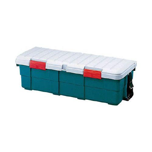 IRIS カー収納 カートランク 1300×450×390 ダークグリーン CK130(代引き不可)【送料無料】