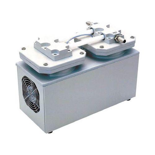 ULVAC 単相100V ダイアフラム型ドライ真空ポンプ DA241S(代引き不可)【送料無料】