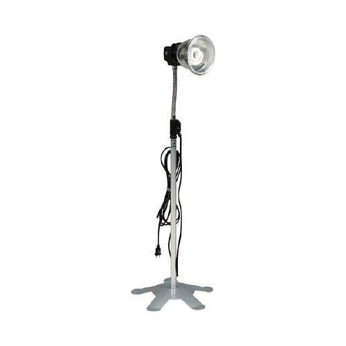 ハタヤ ケイ・スタンドライト 18W蛍光灯付 電線5m付五脚スタンドタイプ MFT18(代引き不可)
