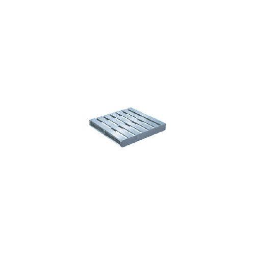定番 TDBT1111(き)【送料無料】:リコメン堂 1100X1100X140 TRUSCO アルミパレット片面二方差型-DIY・工具