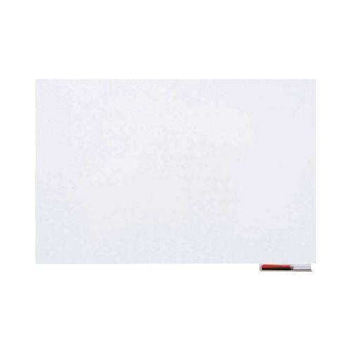 TRUSCO 吸着ホワイトボードシート 900×1800×1.0 TWKS90180(代引き不可)【送料無料】