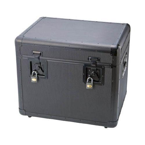 TRUSCO 万能アルミ保管箱 黒 543X410X457 TAC540BK(代引き不可)
