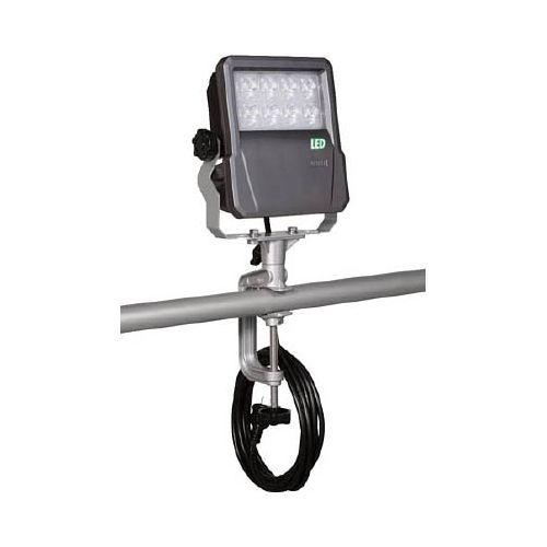 ハタヤ LED投光器 60W バイス式 ケーブル5M付 LEV605(代引き不可)【送料無料】