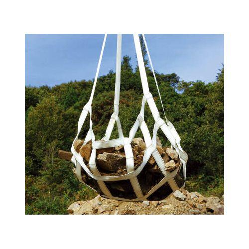 贅沢屋の アイ形ベルトモッコ BM314(き)【送料無料】:リコメン堂 ロックスリング (シートなし) 1400×1400-DIY・工具