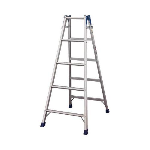 ハセガワ アルミはしご兼用脚立 標準タイプ RD型 5段 RD2.015(代引き不可)