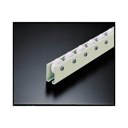 TRUSCO ホイールコンベヤ 樹脂製Φ38X12 P50XL1800 V38N501800(代引き不可)