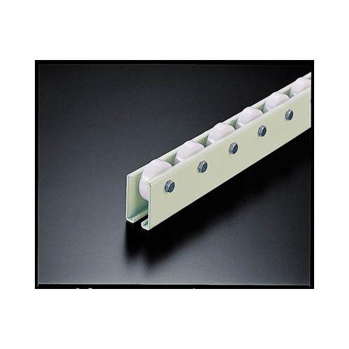 TRUSCO ホイールコンベヤ 樹脂製Φ38X12 P75XL2000 V38N752000(代引き不可)