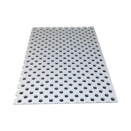 アルインコ アルミ複合板パンチ 3X1820X910 シルバー CG91P21(代引き不可)