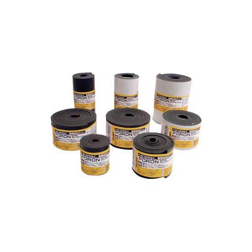 イノアック マイクロセルウレタンPORON 黒 3×100mm×15M巻(テープ L24T510015M(代引き不可)【送料無料】