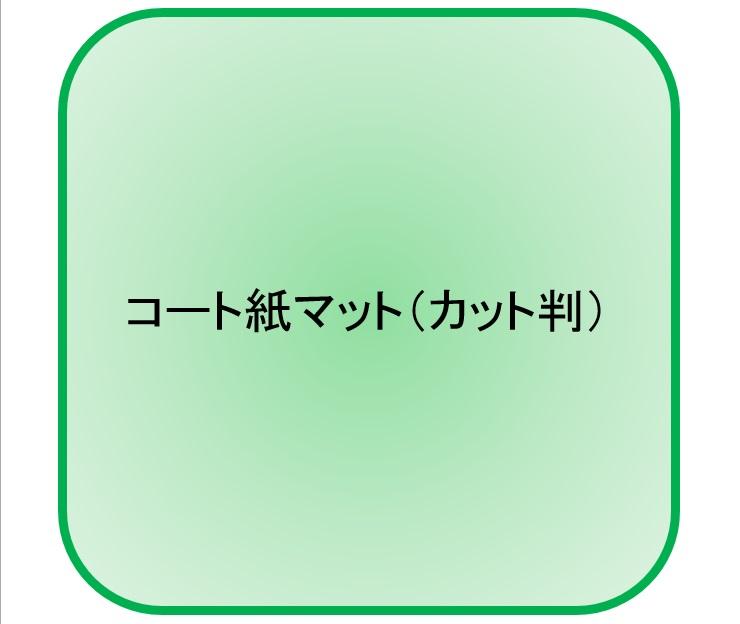 マット紙 A3 T 81.4g(70kg 2000枚パック 1枚あたり4.6円)(代引不可)【送料無料】