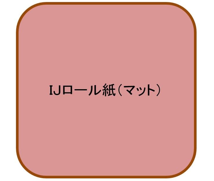インクジェット用マットロール紙 1067x30m 172μ(代引不可)【送料無料】