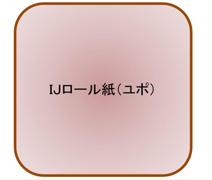 【送料無料】IJロール紙(ユポ) ユポ品 1270x30m 170μ(代引不可)【送料無料】【S1】