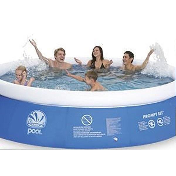 BIG 円型 エアープール 巨大プール 360cm エアークッション 家庭用 ビニールプール 水遊び ビッグサイズプール プール(代引不可)【送料無料】