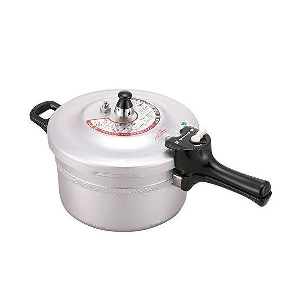 北陸アルミニウム リブロン 圧力鍋 4.5L アルミニウム合金 日本 AAT4902【送料無料】