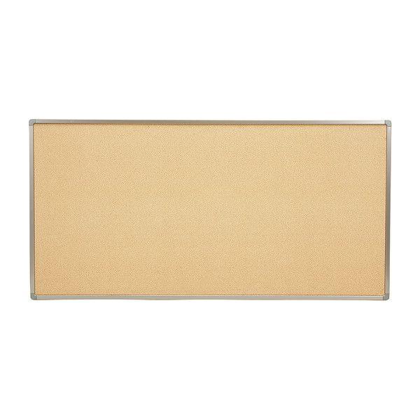 掲示板 ピンレスタイプ 180.5×90.5cm 案内板 宣伝板 展示パネル ボード 掲示ボード(代引不可)【送料無料】【int_d11】
