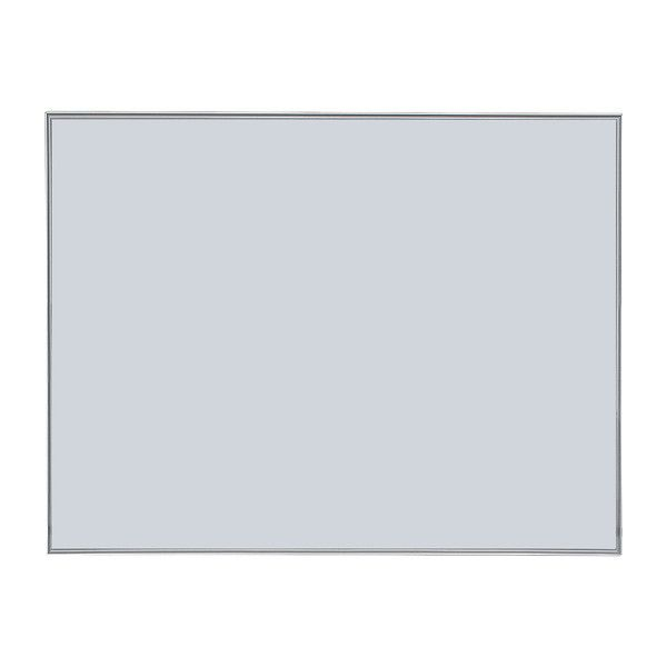 ホワイトボード 無地壁掛34 120×90cm 壁掛け 横型 ホーロー イレイサー付き 白板 whiteboard(代引不可)【送料無料】【S1】