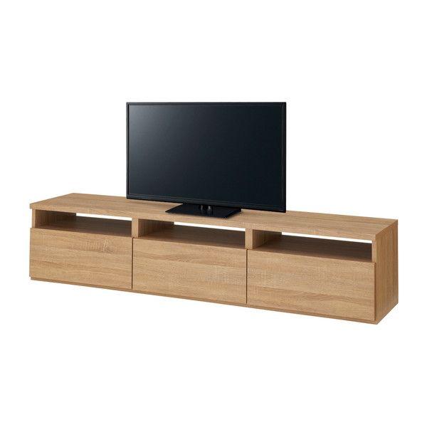 木製 テレビ台 1780 プールス 完成品 幅148cm RG TVボード1780 テレビボード テレビ 台(代引不可)【送料無料】