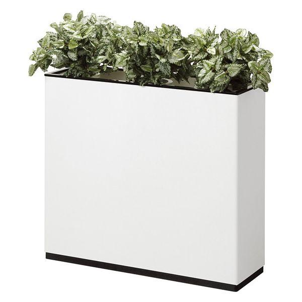 フラワーボックス J型 プランター 花壇 幅90cm プランターボックス(代引不可)【送料無料】