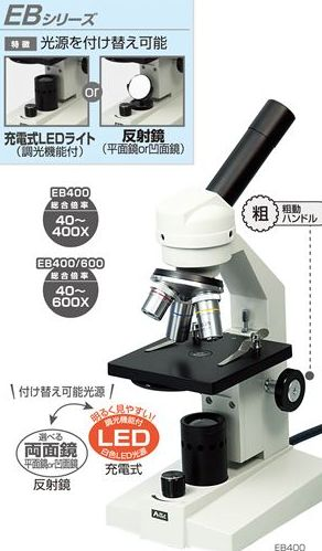 生物顕微鏡 EB400 9982