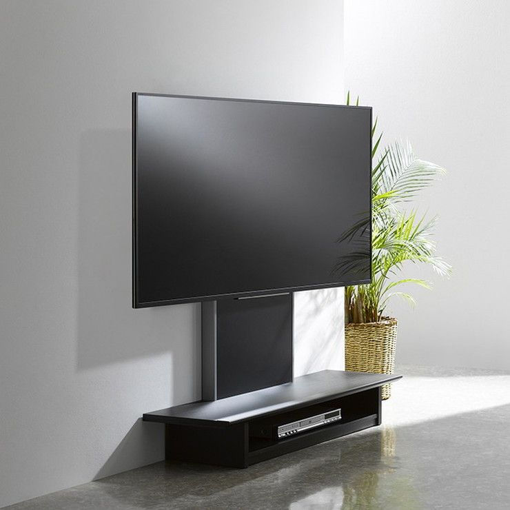 壁よせ テレビ台 幅120cm グレー テレビボード AVボード テレビラック ヴィンテージ おしゃれ(代引不可)【送料無料】