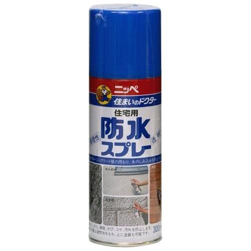 ニッペ ホームペイント 住宅用防水スプレー 300ml 12本入【S1】
