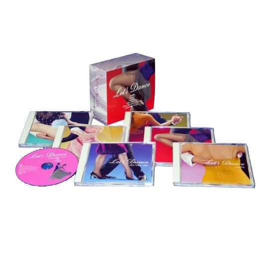 レッツダンス POPS編 NKCD-7641~46