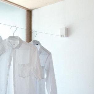 MORITA(森田アルミ工業) 室内物干しワイヤー pid 4M(代引き不可)【送料無料】【int_d11】