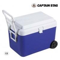CAPTAIN STAG リガード ホイールクーラー48L(ブルー) M-5059(代引き不可)【送料無料】