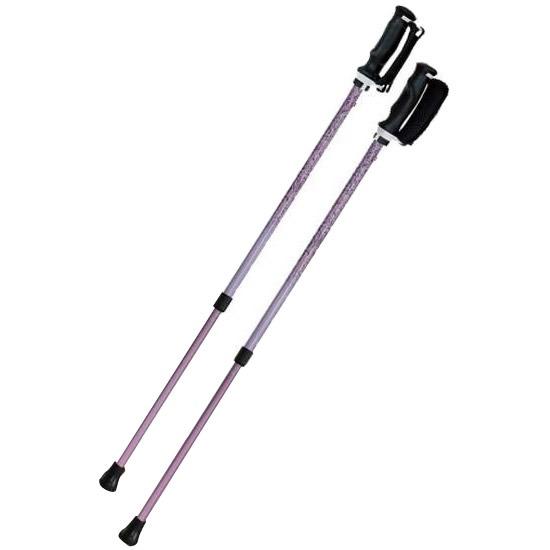 SINANO シナノ ウォーキングポール もっと安心2本杖 ヴィクトリアン【送料無料】