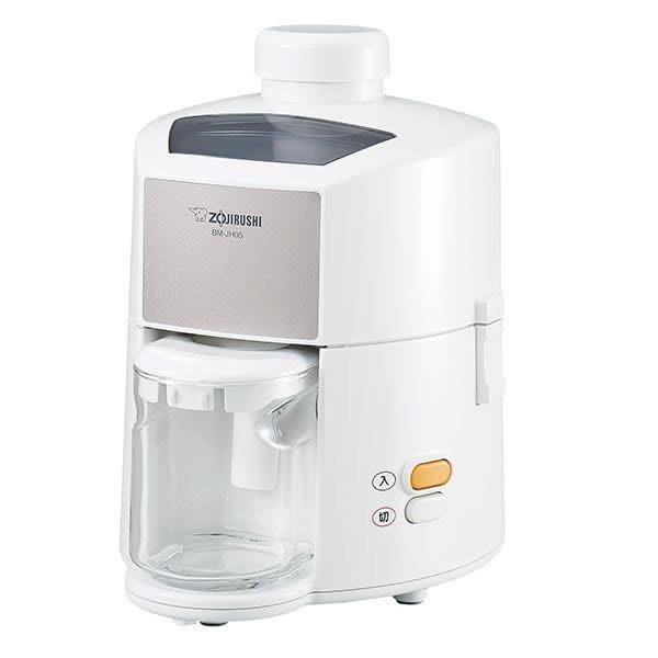 象印 ジューサー 0.45L ホワイト(WA) BM-JH05【送料無料】