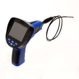 サンコー 液晶付内視鏡ファインスコープ 5.5mm径 1Mモデル LC551FTU【送料無料】(代引き不可)