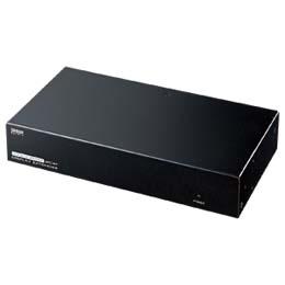 AVエクステンダー(送信機・4分配)VGA-EXAVL4 サンワサプライ(代引き不可)【送料無料】【int_d11】