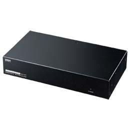 AVエクステンダー(送信機・8分配)VGA-EXAVL8 サンワサプライ(代引き不可)【送料無料】【int_d11】