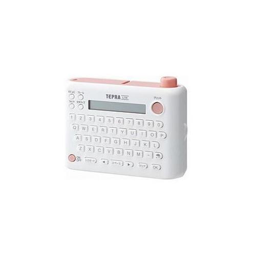キングジム ラベルライター テプラLite LR5ヒン LR5PK パソコン(代引不可)【int_d11】
