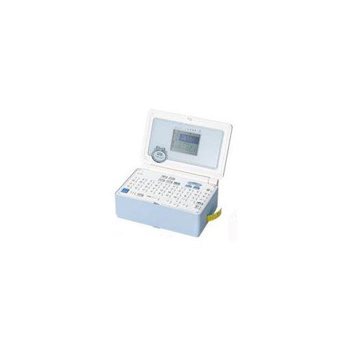 キングジム ラベルライター 「テプラPRO」 ペールブルー SR-GL1 SR-GL1BL パソコン(代引不可)【送料無料】【int_d11】