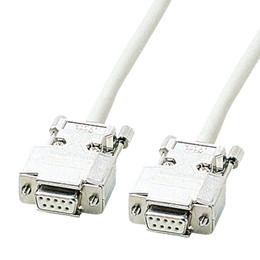 サンワサプライ RS-232Cケーブル KRS-433XF6N