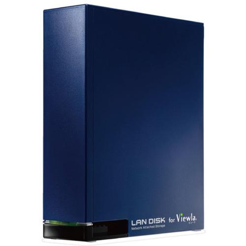 ソリッドカメラ LANDISK for ビューラ Viewla 大容量2TB NAS-02/2.0 NAS-0220【送料無料】