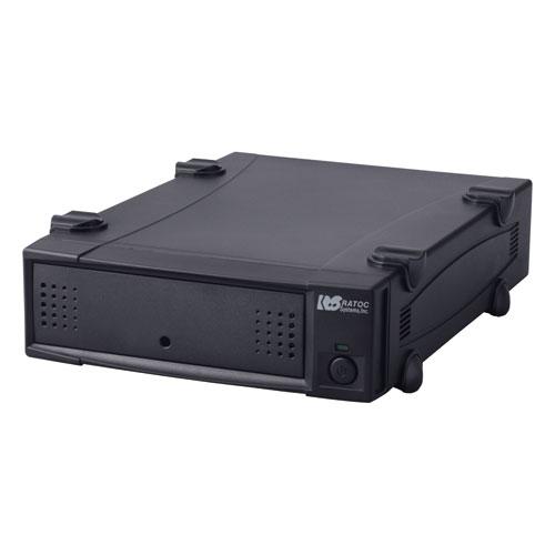 ラトックシステム USB3.0 5インチドライブケース RS-EC5-U3X【送料無料】