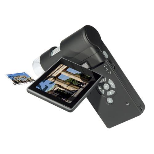 テック ハンディ型マイクロスコープ デジタル顕微鏡 500万画素 handymicron4【送料無料】