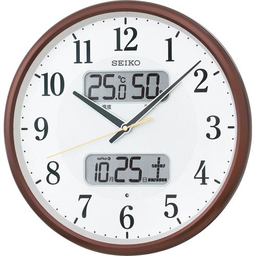セイコー 電波掛時計 C7072570【int_d11】