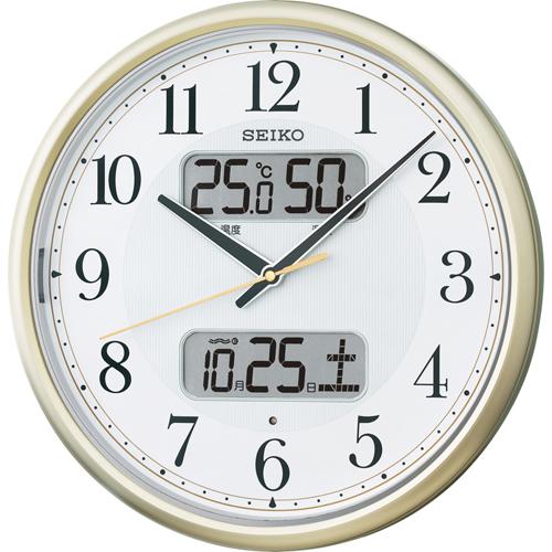 セイコー 電波掛時計 C7072594