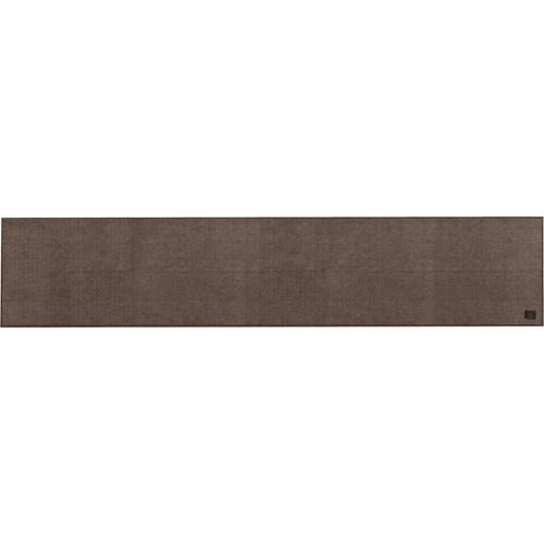 BBコレクション フラフィット ヘリンボン キッチンマット240 ブラウン C7016574