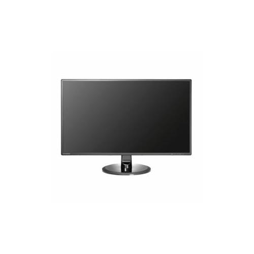 IOデータ 超解像技術&広視野角ADSパネル採用 27型ワイド液晶ディスプレイ ブラック LCD-MF277XDB周辺機器 IOデータ【送料無料】