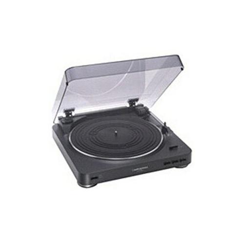 Audio-Technica オーディオテクニカ オーディオテクニカ アナログプレーヤー AT-PL300 BK ATPL300 家電【送料無料】【int_d11】