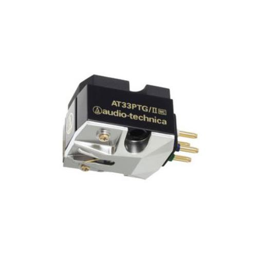 Audio-Technica オーディオテクニカ MCカートリッジ AT33PTG/2 家電 オーディオ関連 Audio-Technica【送料無料】